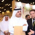 H.E BUTTI SAEED AL GHANDI INAUGURATES INTERNATIONAL APPAREL AND TEXTILE FAIR 6TH EDITION