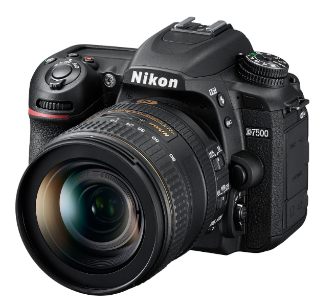 Nikon D7500 is ready to exceed expectations for photographers geared up to hone their craft