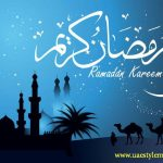 Wishing you and your families a Blessed Ramadan