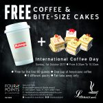 Coffee and Pastry at Four Points by Sheraton Bur Dubai