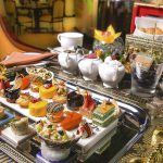 SHANGRI-LA HOTEL, QARYAT AL BERI, ABU DHABI  INTRODUCES NEW AFTERNOON TEA CONCEPT – THE DESSERT IN THE DESERT