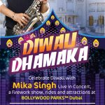 BOLLYWOOD PARKS™ DUBAI CELEBRATES DIWALI WITH AN ARRAY OF ENTERTAINMENT