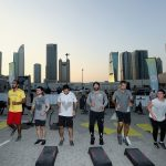 GETTING ACTIVE HAS NEVER BEEN EASIER WITH FREE POP-UP GYMS ACROSS THE CITY FOR DUBAI FITNESS CHALLENGE
