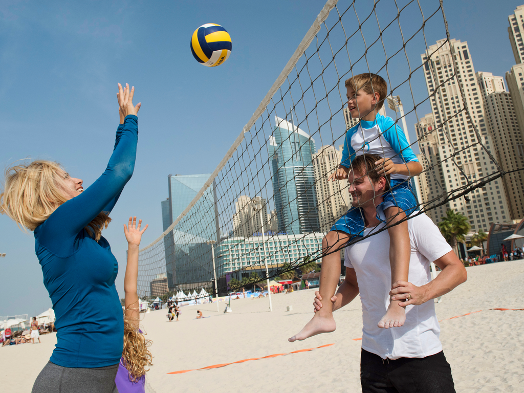30 WAYS TO GET YOUR KIDS INVOLVED IN DUBAI FITNESS CHALLENGE