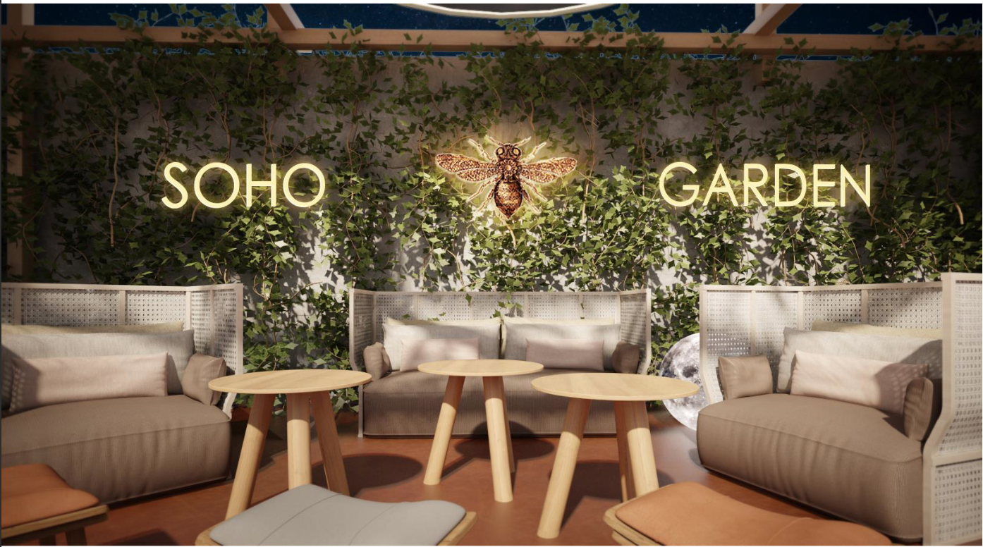 Soho Garden marks a first for the UAE