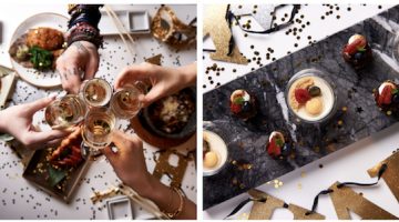 Bring in the New Year with a Bang at Katsuya by Starck