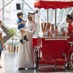 Ferrari World Abu Dhabi buckles up for a fairytale Winterfest thrill