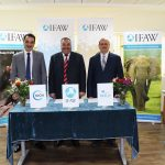 THREE INTERNATIONAL ORGANIZATION TO UNITE EFFORTS TO SAVE THE NATURE AND WILDLIFE IN MENA