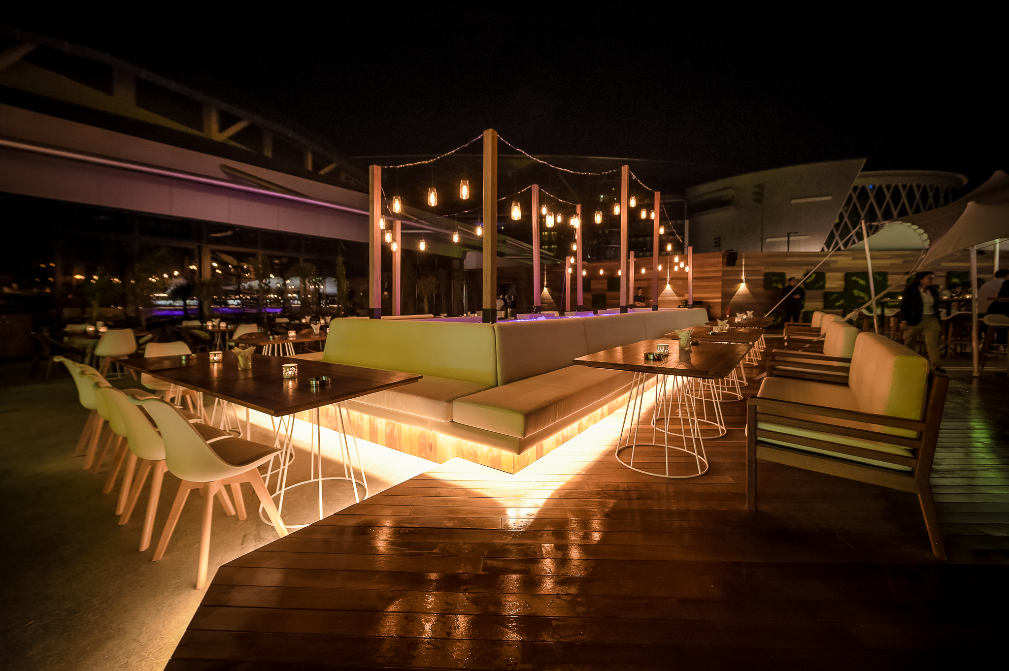 ESCAPE TO SOHO GARDEN EVERY NIGHT OF THE WEEK