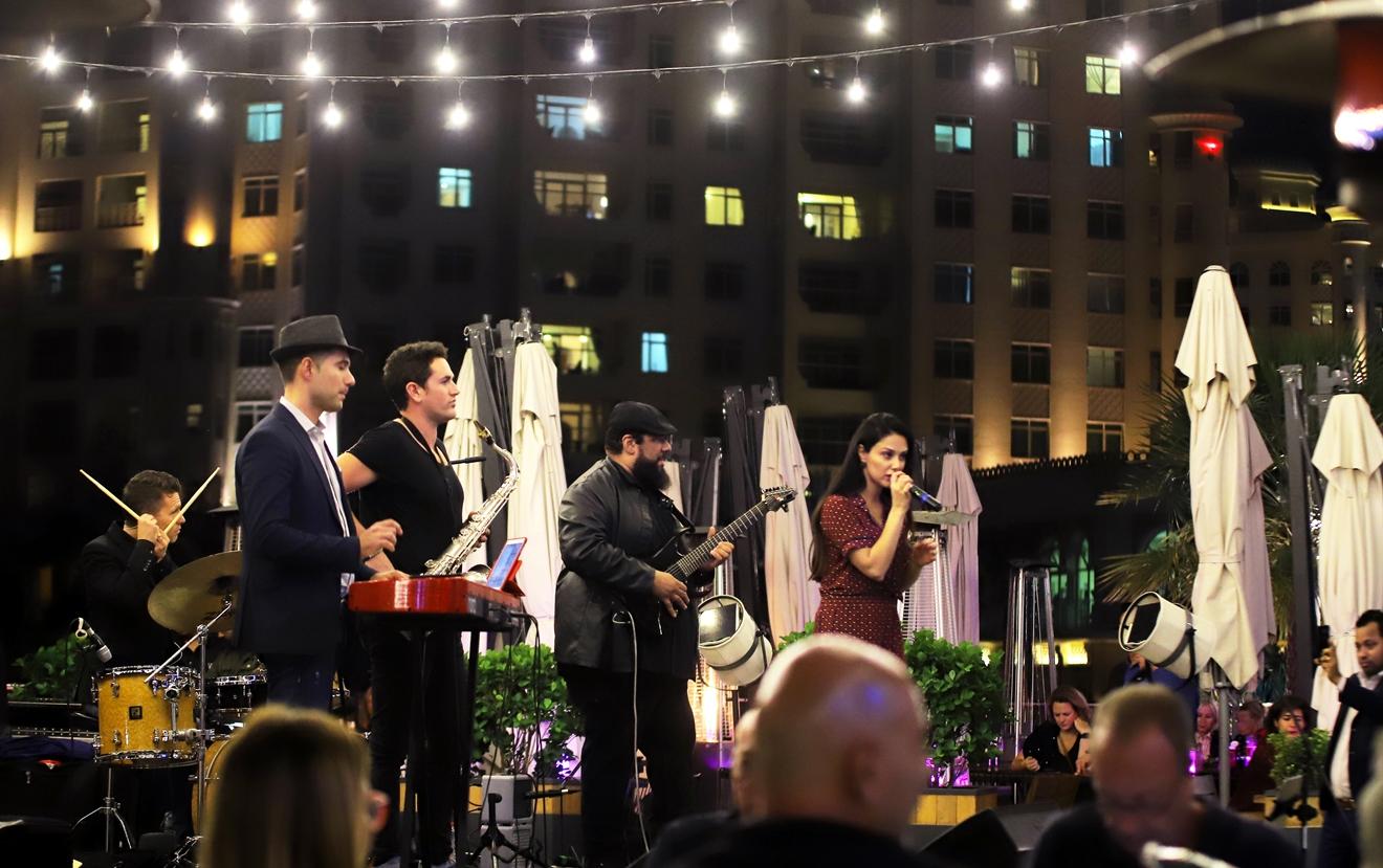Club Vista Mare's Jazz Nights