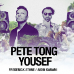 PETE TONG AND YOUSEF AT BLUE MARLIN IBIZA UAE