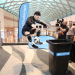 Shanab Launches International 'Kick Cancer' Campaign in UAE with Football Stars Luis Suarez & F2 Freestylers
