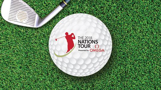 2018 NATIONS GOLF TOUR