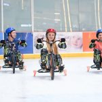 The coolest way to race has arrived at Dubai Ice Rink