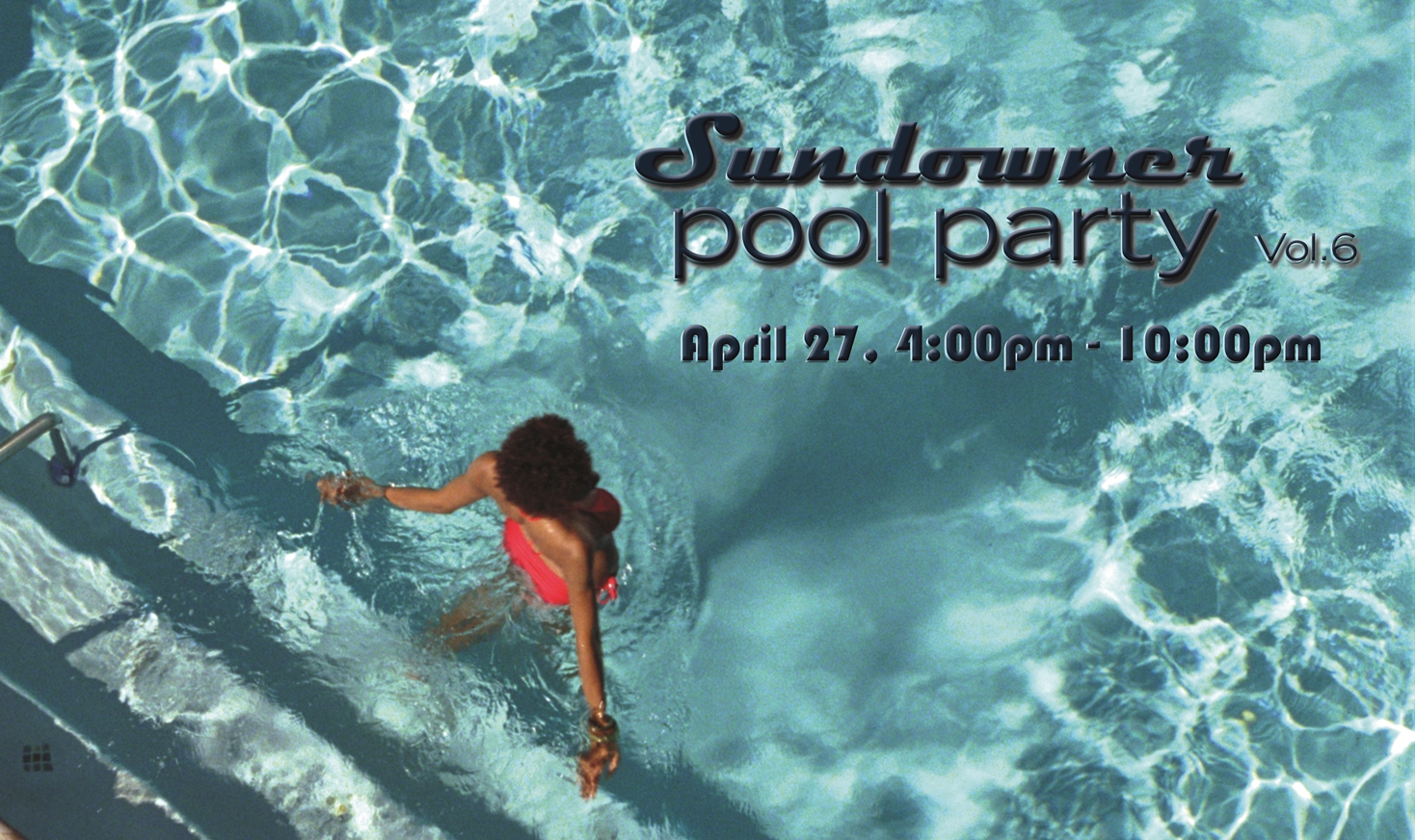 Sundowner Pool Party