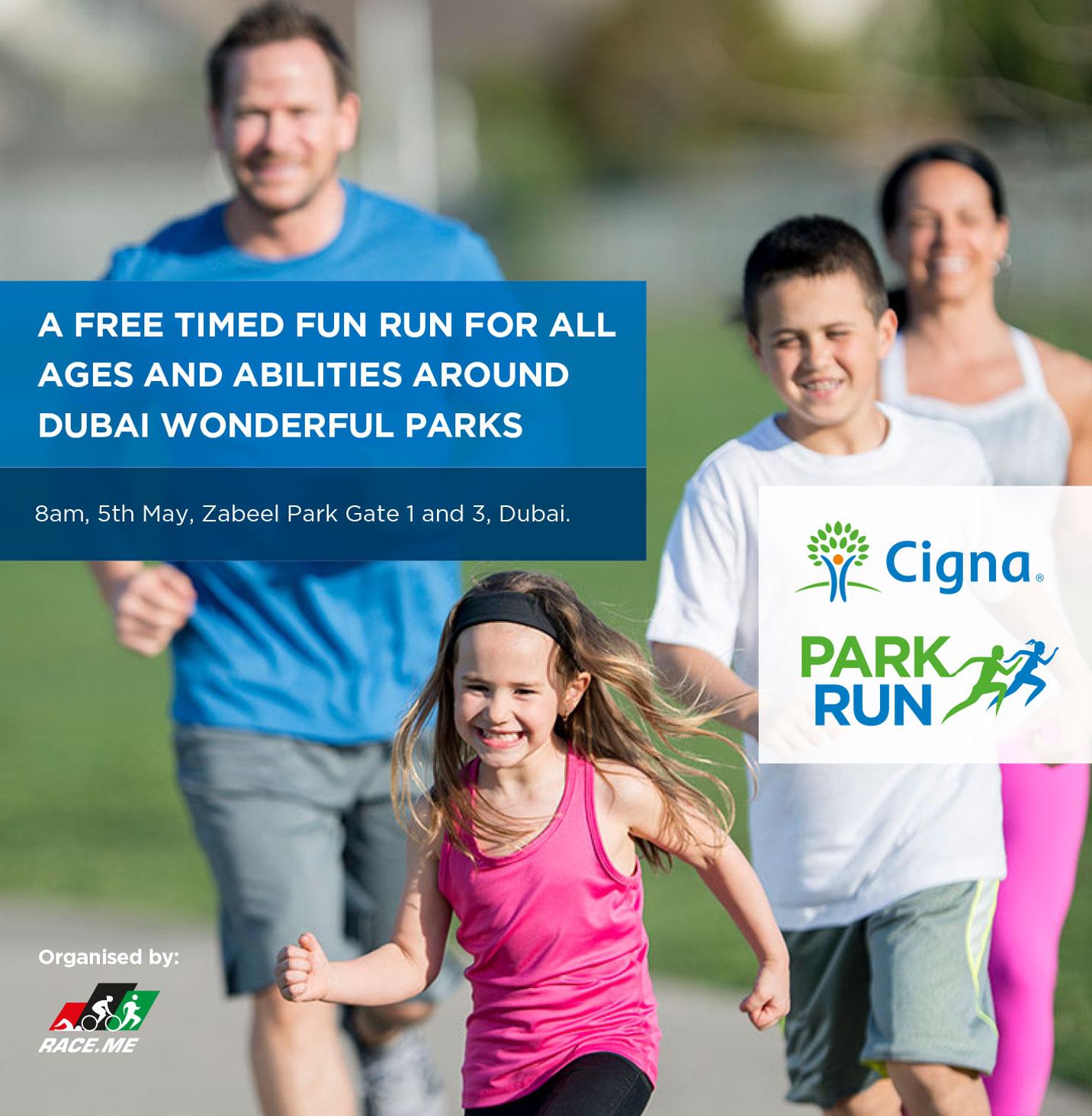 Cigna Park Run