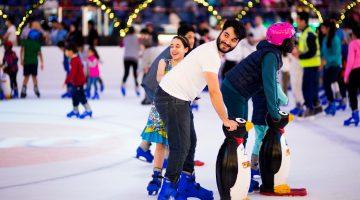 'Ramadan Lights Fest' at Dubai Ice Rink