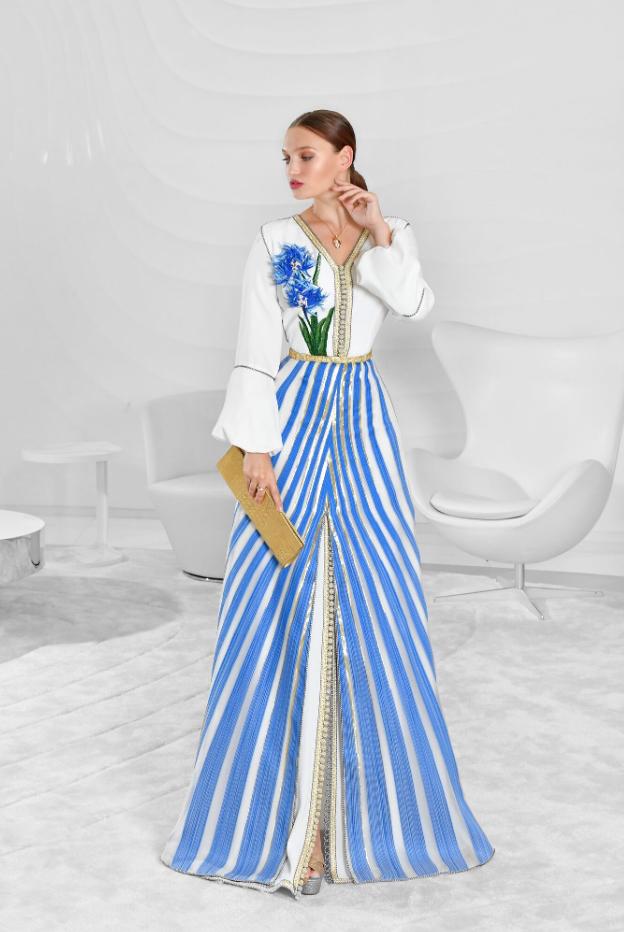 Mayssa Boutique get inspiredmayssa maghrebi in signature selma benomar caftans