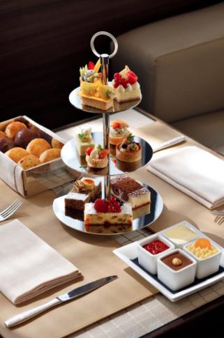 Armani Hotel Dubai Afternoon Tea