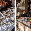Swim into your next seafood adventure at Manzil Downtown