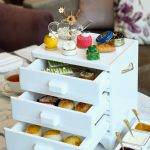 Art Crafted Afternoon Tea at The Lounge, Address Boulevard