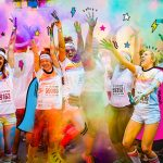 Celebrate The Hero In You At This Year's The Color Run Presented By Daman