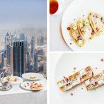 Breakfast with sky-high views at At.mosphere, Burj Khalifa