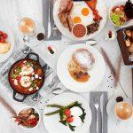 Weekend Breakfast at Ranches Restaurant, Arabian Ranches Golf Club