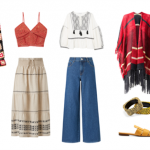 BOHO VIBES WITH MANGO THIS SEASON