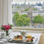 THE PARK TOWER KNIGHTSBRIDGE OFFERS LONDON'S BEST BREAKFAST WITH STUNNING VIEWS ACROSS THE CITY
