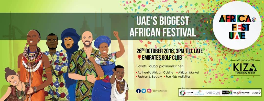 AFRICA FEST UAE