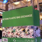 Yas Mall collects over 20,000 plastic bags in 4 days of Rethink Plastic campaign