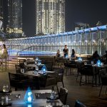 The Burj Club's popular Rooftop Soiree is back again