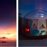 SOMETHING'S BUBBLING IN PARADISE by The Small Maldives Island Co