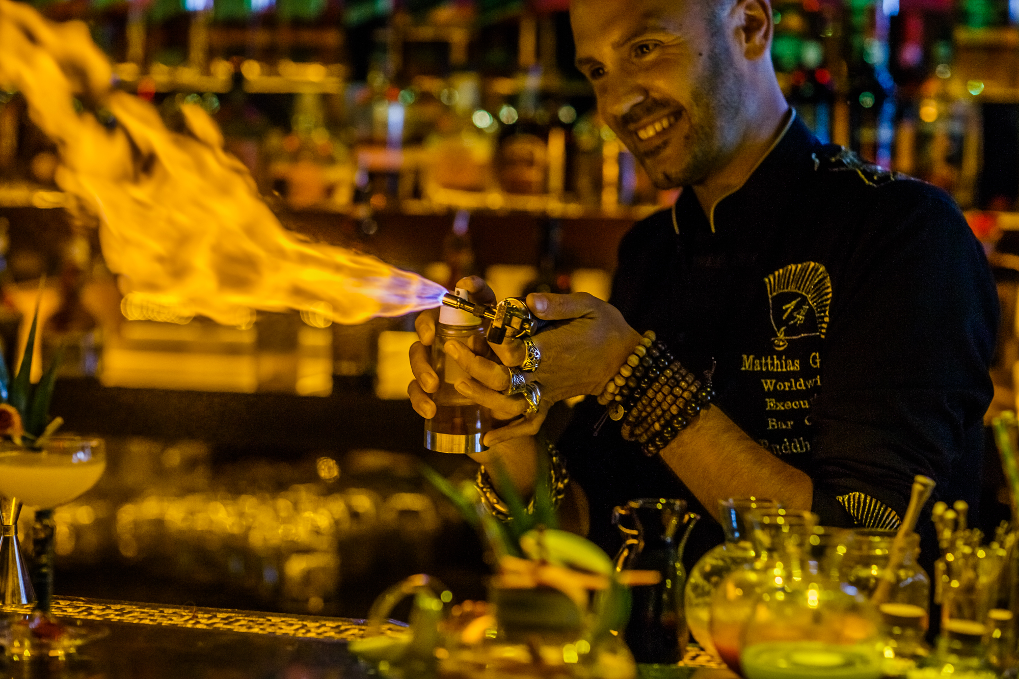 Buddha-Bar Beach Abu Dhabi Turns up the Heat this October with Fiery Entertainment Schedule