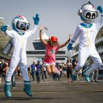 MAKE SURE YOU REGISTER FOR KIDS GO FREE FRIDAY AT THE 2018 ABU DHABI GRAND PRIX