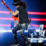 GUNS N' ROSES BRINGS UNMISSABLE STORM OF NOVEMBER RAIN TO THE CAPITAL AS THEY CLOSE THE SHOW ON 10 YEARS OF YASALAM AFTER-RACE CONCERTS
