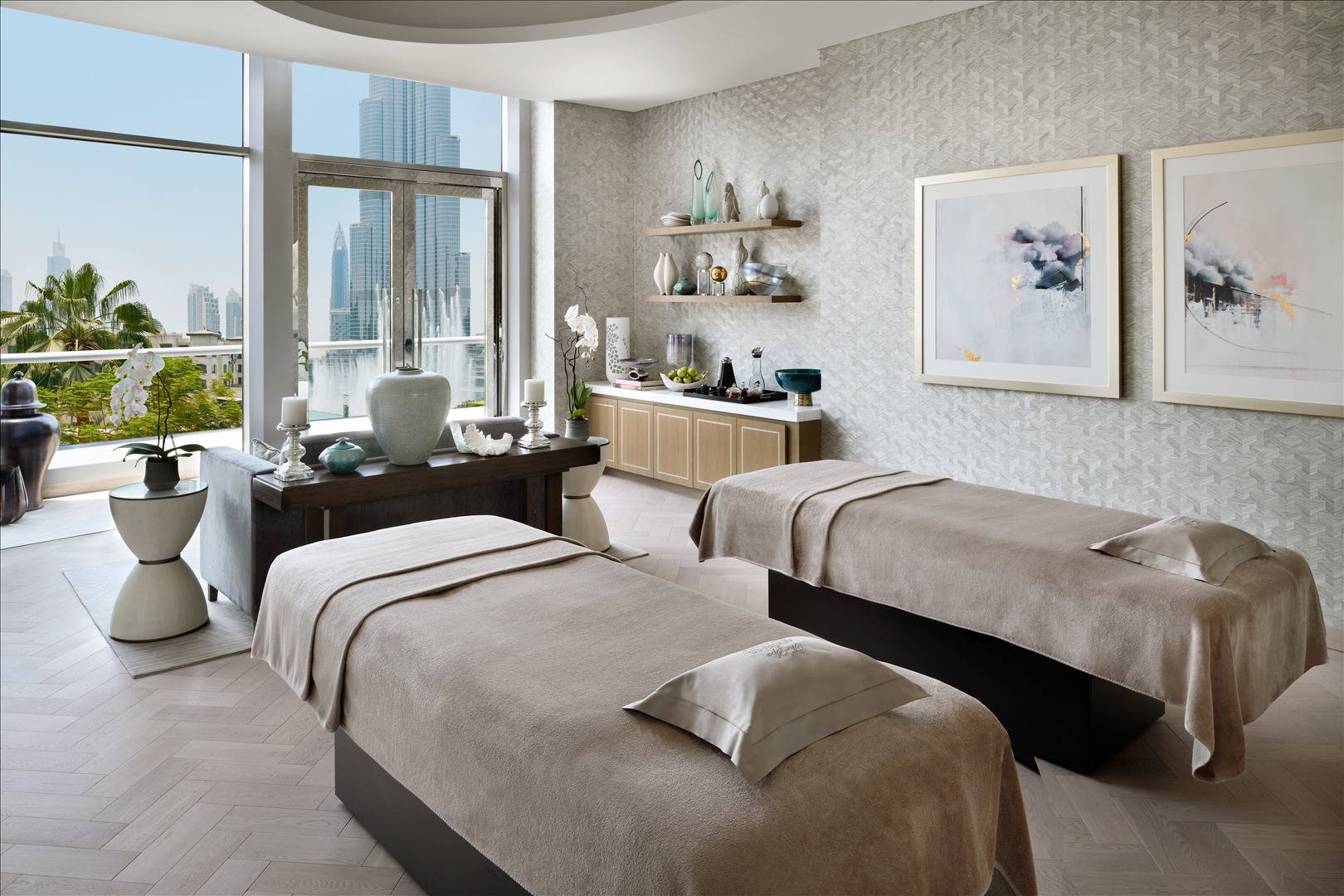 Festive Spa Treatments at The Spa at Address Downtown