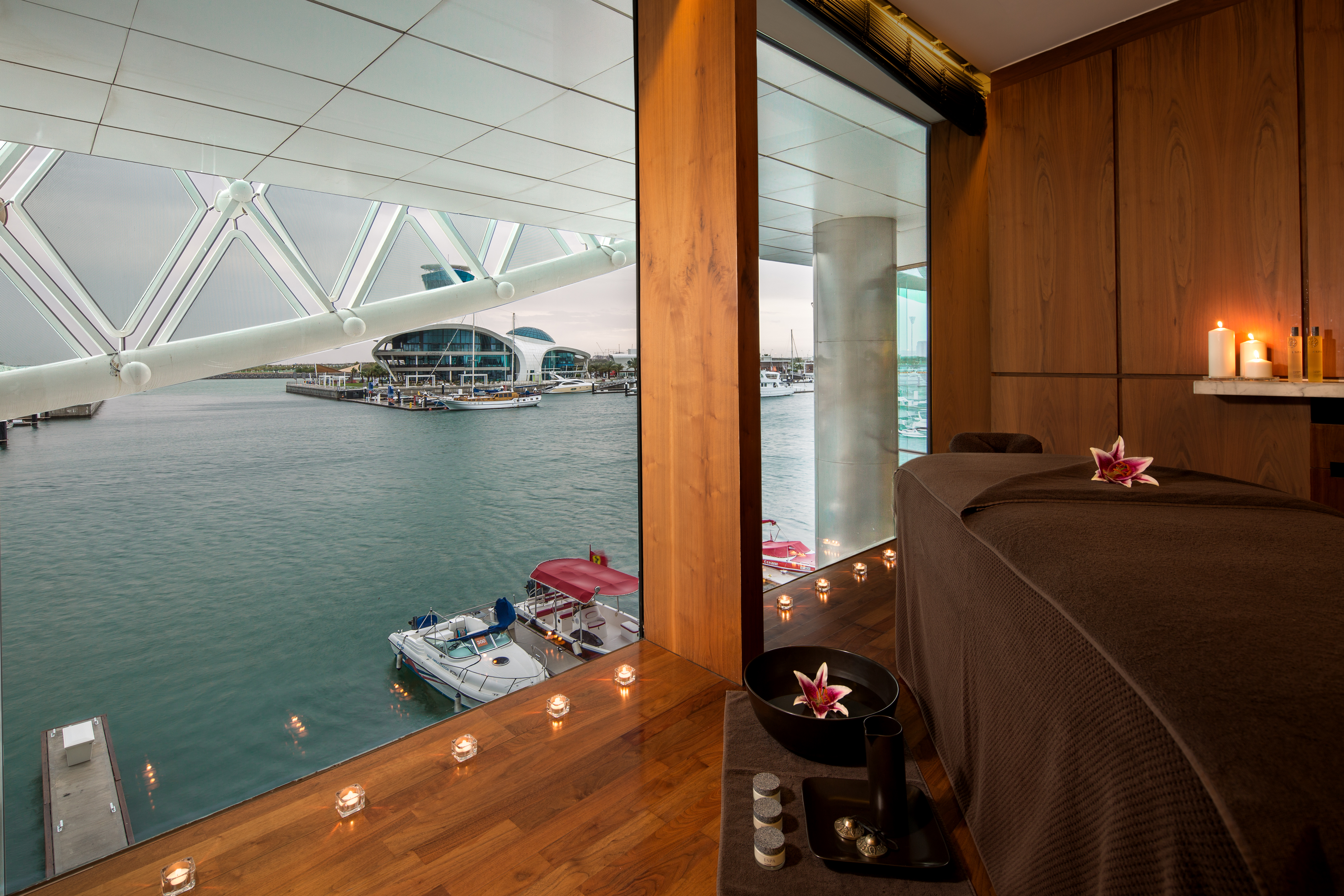 UNWIND WITH NEW SPA OFFERS FROM ESPA AT YAS HOTEL ABU DHABI