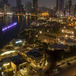Sharjah's Al Majaz Waterfront Embraces the Spirit of Ramadan