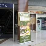 Carmel Lounge at Nakheel Station Dubai Metro
