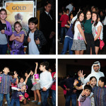 fans at peter pan never ending story dwtc dubai