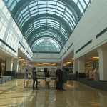 Inside the Mall Of The Emirates expansion