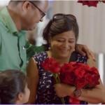 vinod and family marhaba surprises